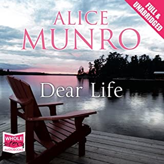 Dear Life cover art