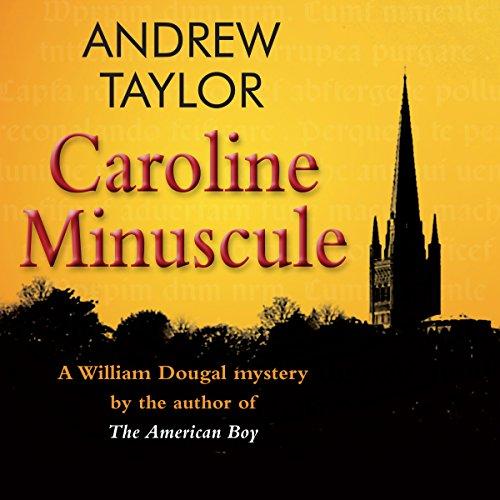 Caroline Minuscule audiobook cover art