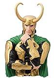 Monograma - Tirelire Marvel - Loki Busto 20 cm (Hasbro 0077764681738) , color/modelo surtido...