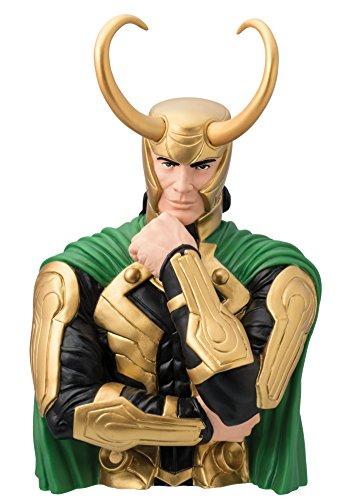 Monograma - Tirelire Marvel - Loki Busto 20 cm (Hasbro 0077764681738) , color/modelo surtido
