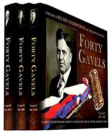 Forty Gavels