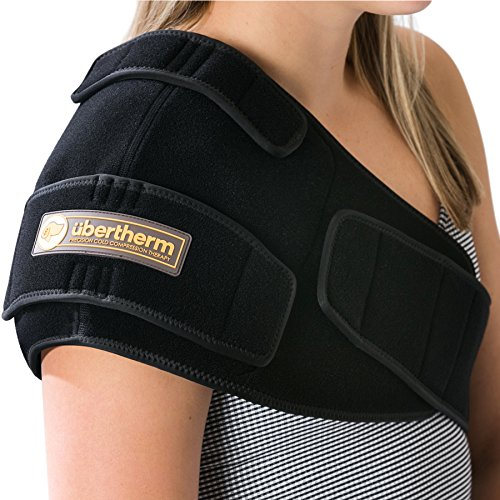übertherm Shoulder Pain Relief Cold Wrap: Heal Faster, Feel Better. Sting-Free Cold Therapy and...