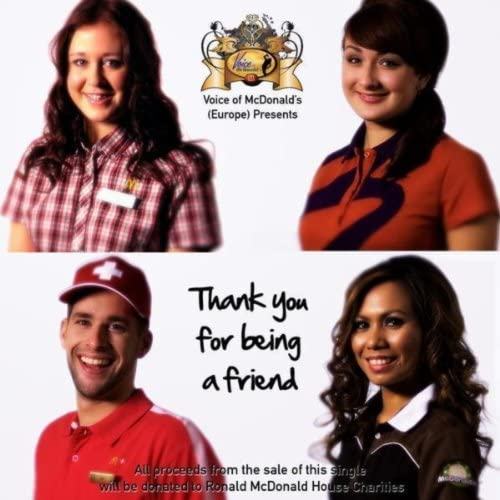 Voice of McDonald's (Europe)