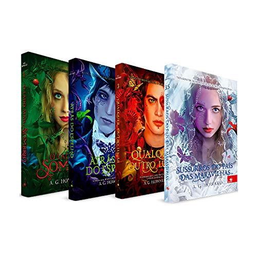 Série O Lado mais Sombrio (Box Exclusivo) - 4 Livros