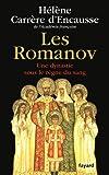 Les Romanov - Une dynastie sous le règne du sang (Biographies Historiques) - Format Kindle - 8,49 €
