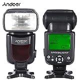 Andoer AD-980 II - Flash con zapata para Nikon