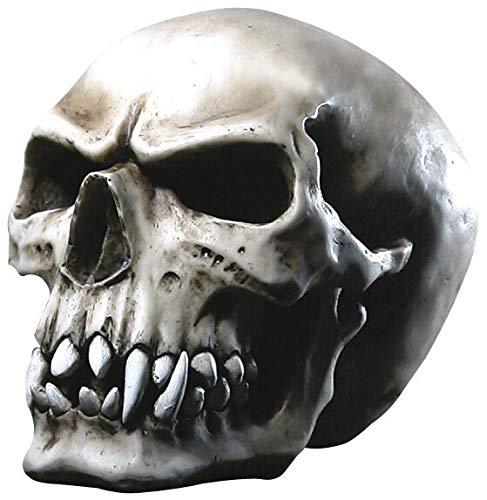 Ork Schädel HdR Fantasy Larp WoW Skull Orc Skulptur