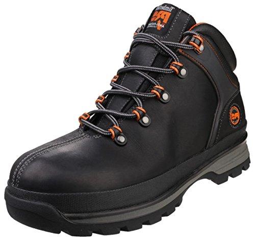 Timberland Pro Splitrock XT Bottes de sécurité à lacets en cuir Noir