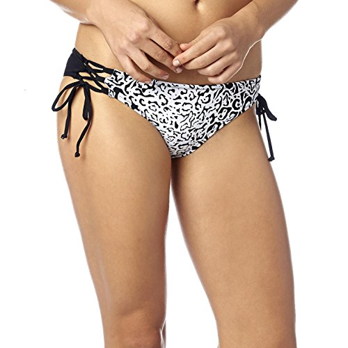 FOX Bikini Speed Lace Up Side Tie Bikini Bottom