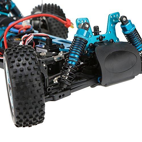 RC Auto kaufen Buggy Bild 4: Ursprünglich HSP 94107PRO 1 10 4WD elektronische angetriebene bürstenlose Motor RTR offroad Buggy & 2,4 GHz Fernbedienung*