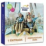 NJOY Experiences - Caja Regalo - PORTAVENTURA World - 1 Entrada para 1 Persona Entre Adultos y niños, niños Menores de 3 años Gratis