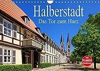 Halberstadt - Das Tor zum Harz (Wandkalender 2022 DIN A4 quer): Eine Bilderreise durch Halberstadt (Geburtstagskalender, 14 Seiten )