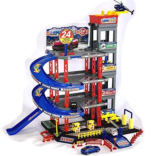 TikTakToo -  Parkgarage Spielzeug