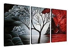 Image of Wieco Art The Cloud Tree...: Bestviewsreviews