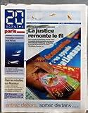 20 MINUTES PARIS [No 1046] du 05/10/2006 - CARTES TELEPHONIQUES PREPAYEES - LA JUSTICE REMONTE LE FIL - ECONOMIE - FORMATION RESSERREE POUR AIRBUS - GRAND PARIS - PLEIN LES MIRETTES AUX MUREAUX