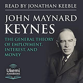 The General Theory of Employment, Interest, and Money audiobook cover art