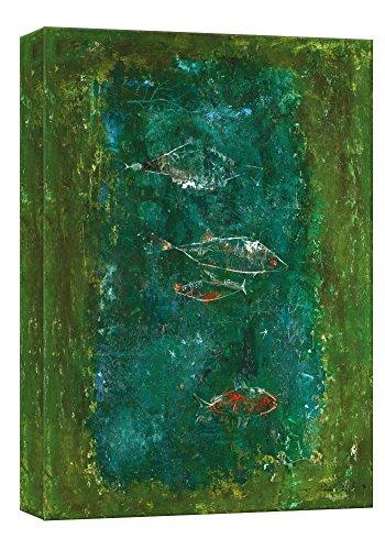 Stampe su tela di Zhaowuji4 della parete di arte, pitture a olio di alta qualità per la decorazione domestica (60cm x 90cm) (Unframed)