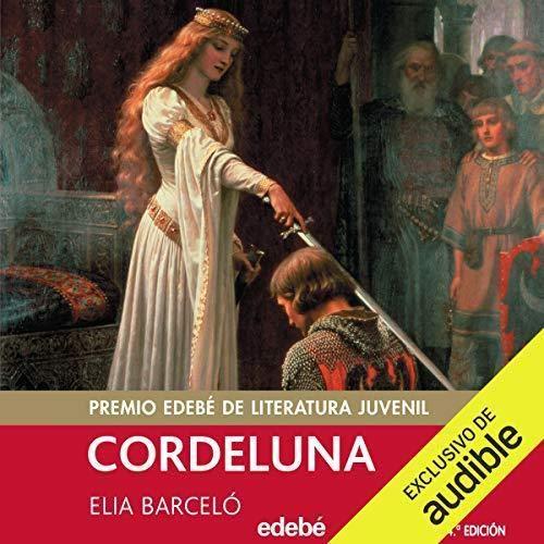 Diseño de la portada del título Cordeluna