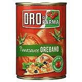 Oro di Parma Pizzasauce Oregano, 400 g