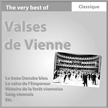 Johann Strauss Jr. : Valses de Vienne