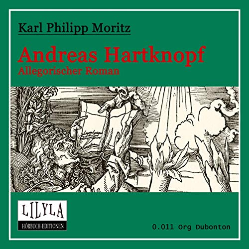 Andreas Hartknopf audiobook cover art