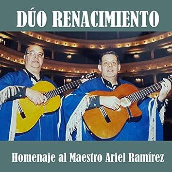 Homenaje Al Maestro Ariel Ramírez