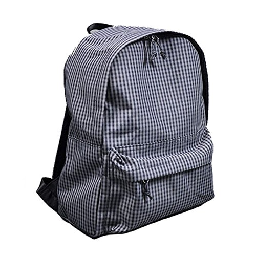 Cartable Sac à dos Casual Pack pour Voyage / Randonnée / Camping, chèques