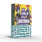 Coletânea Professores do Youtube - Acreditamos nos livros: Se liga nessa história do Brasil / Do átomo ao buraco negro / Tudo tem uma explicação