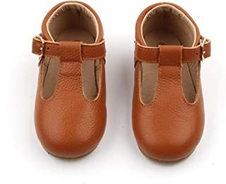 Toddler Mary Janes, 8+ Colors, Premium Leather, Hard-Sole Toddler Shoes, Toddler T-Bar Shoes, Children Shoes, Toddler Shoes for Girls, Toddler School Shoes