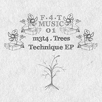 Trees Technique EP