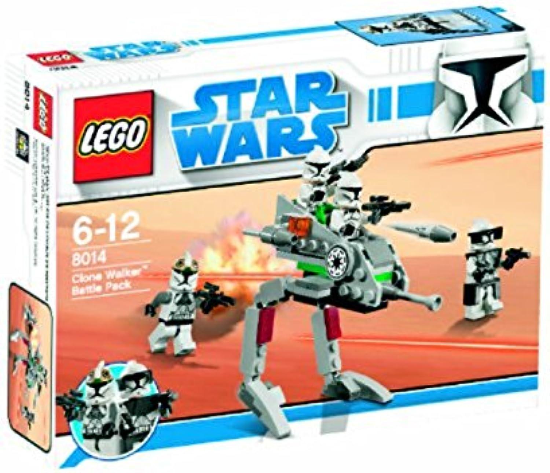 Con 100% de calidad y servicio de% 100. LEGO Estrella Wars 8014 Clone Walker Battle Pack - Equipo Equipo Equipo de Combate Walker clon  Compra calidad 100% autentica