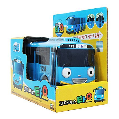 Tayo The Little Bus Tayo Korean Animation Cartoon TV Character New 4.3 inch