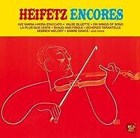 Heifetz Encores by Jascha Heifetz (2009-10-21)