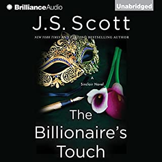 The Billionaire's Touch audiobook cover art