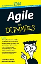 Agile For Dummies, IBM Limited Edition