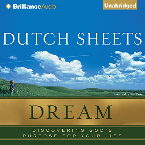 Dream audiobook cover art