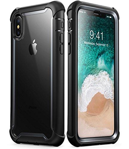 i-Blason Ares Coque iPhone X Coque iPhone Xs, Coque Intégrale Anti-Choc...