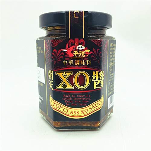 老騾子 朝天XO醤 105g 中華調味料 中華醤