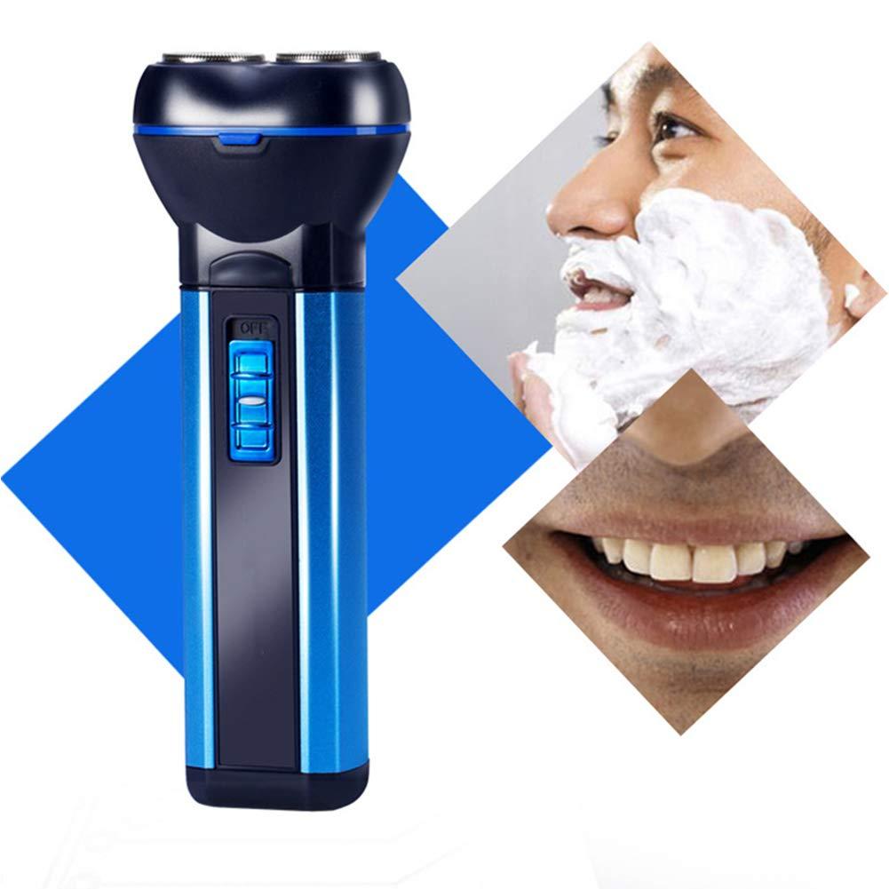 JMungS 3 en 1 de los Hombres Afeitadora eléctrica Nariz Trimmer ...