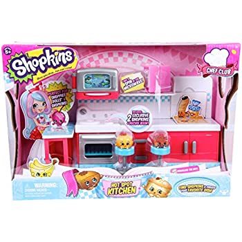Shopkins Chef Club Hot Spot Kitchen Playset | Shopkin.Toys - Image 1
