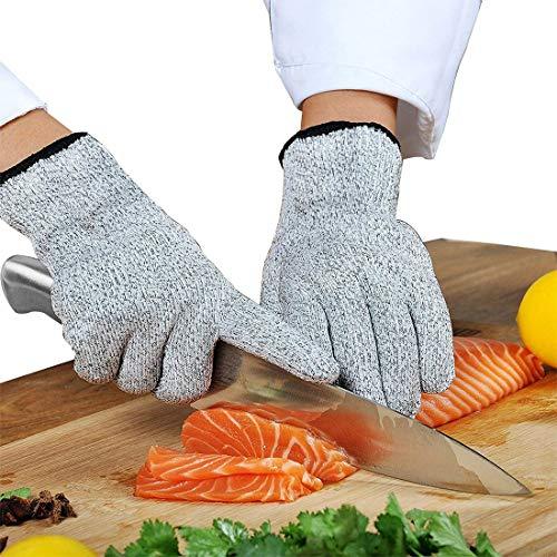 Schnittschutz-Handschuhe (1 Paar)