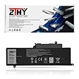 ZTHY 43Wh GK5KY Battery for Dell Inspiron 11 3147 3148 3152 3157 Inspiron 13 7347 7348 7352 7353 7359 Inspiron 15 7558 P55F001 7568 P20T Laptop 04K8YH 4K8YH RHN1C 92NCT 451-BBKK 11.1V 3Cell