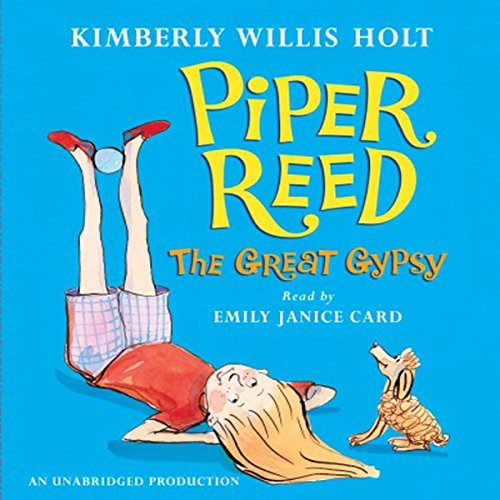 Piper Reed audiobook cover art