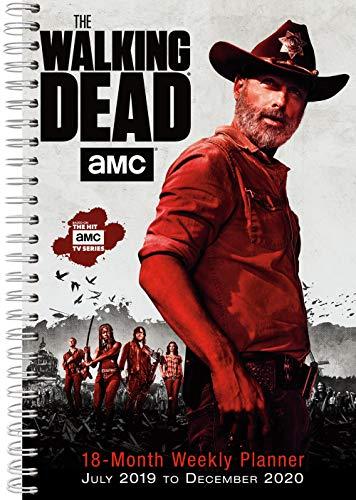 The Walking Dead - 2020 Weekly Diary Planner