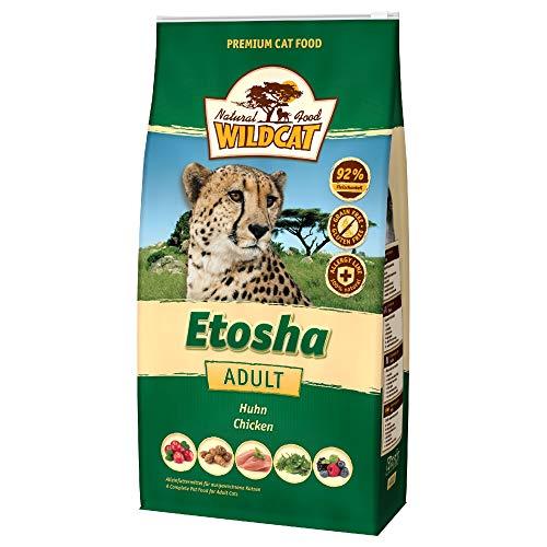 Wolfsblut Wildcat Etosha, Alimento Deshidratado para Gato, Sabor Pollo y Pavo- 3 kg