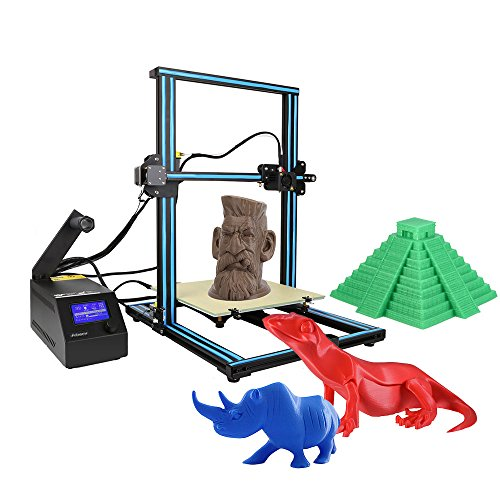 Creality CR-10 Aibecy DIY 3D Printer Printing 2018 World Cup 3D Ball 300 * 300 * 400mm Print Size UK Plug