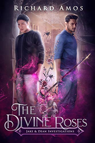The Divine Roses (Jake & Dean Investigations Book 3) (English Edition)