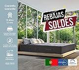 Lisabed Flex | Colchón Ito-Flex 150 x 190 cm | Muelles Ensacados |...