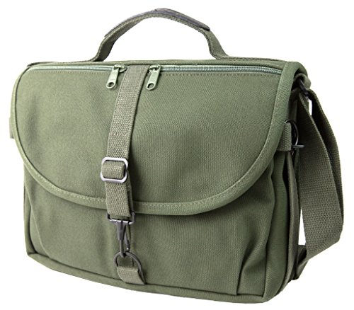 Domke 701-83D F-803 Camera Satchel -Olive Drab