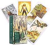 YQRX Tarot de Madera Silvestre, la Tarjeta de 78 Cartas, la...